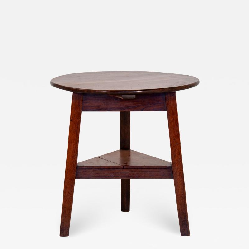 Antique English Cricket or Pub Table