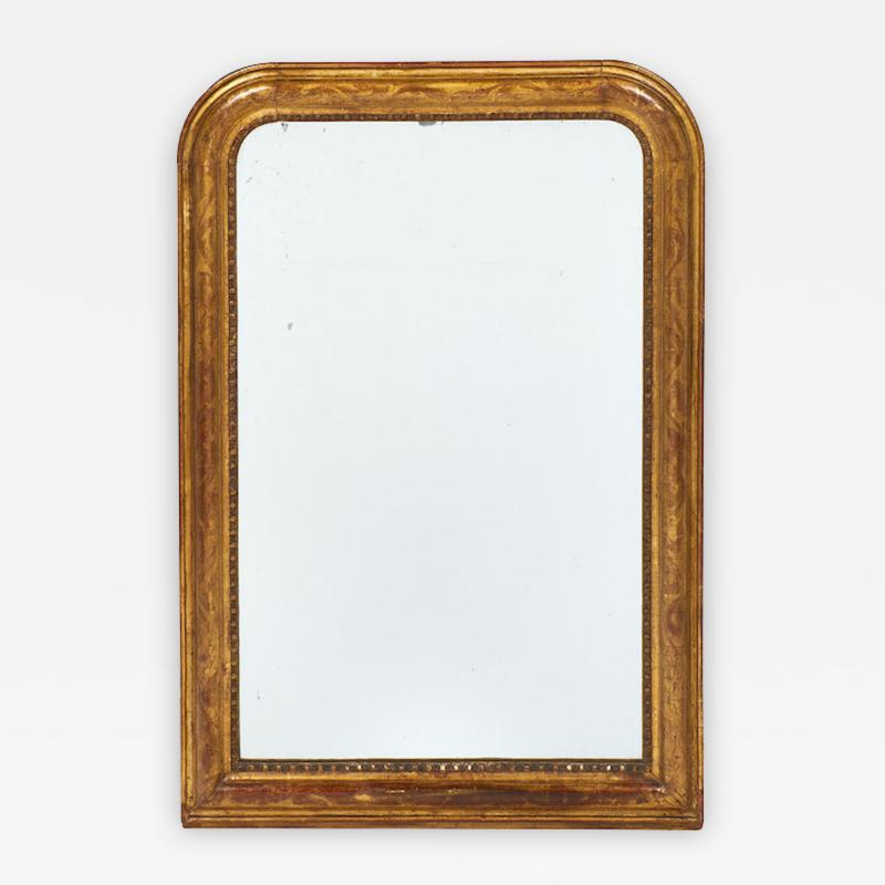 Antique Louis Philippe Period Mirror