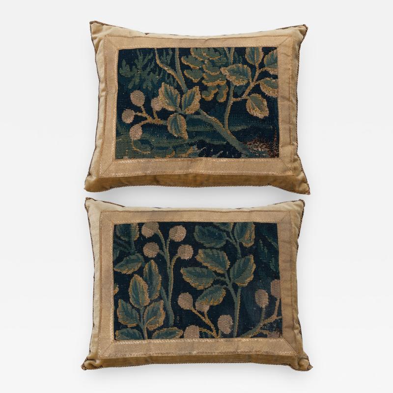 Antique Textile Pillows by B Viz Designs