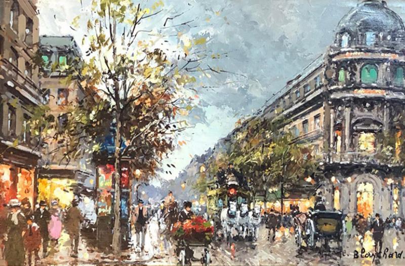 Antoine Blanchard Paris