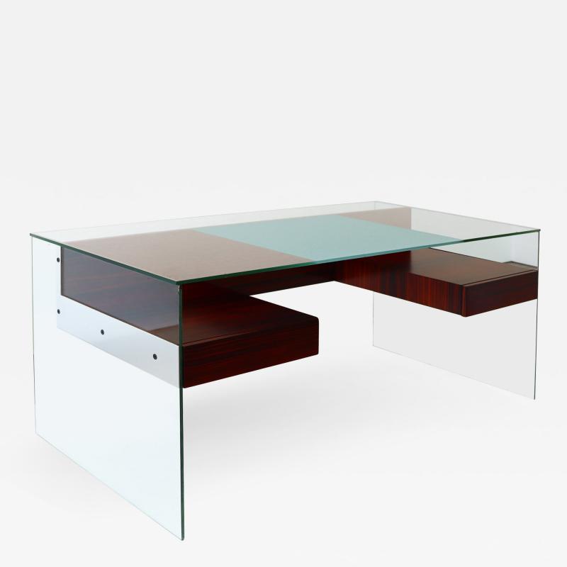 Antoine Philippon Jacqueline Lecoq Desk by Antoine Philippon and Jacqueline Lecoq c 1960