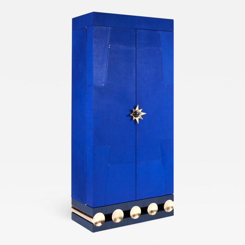 Antoine Vignault SIRIUS Cabinet Blue Labradorite