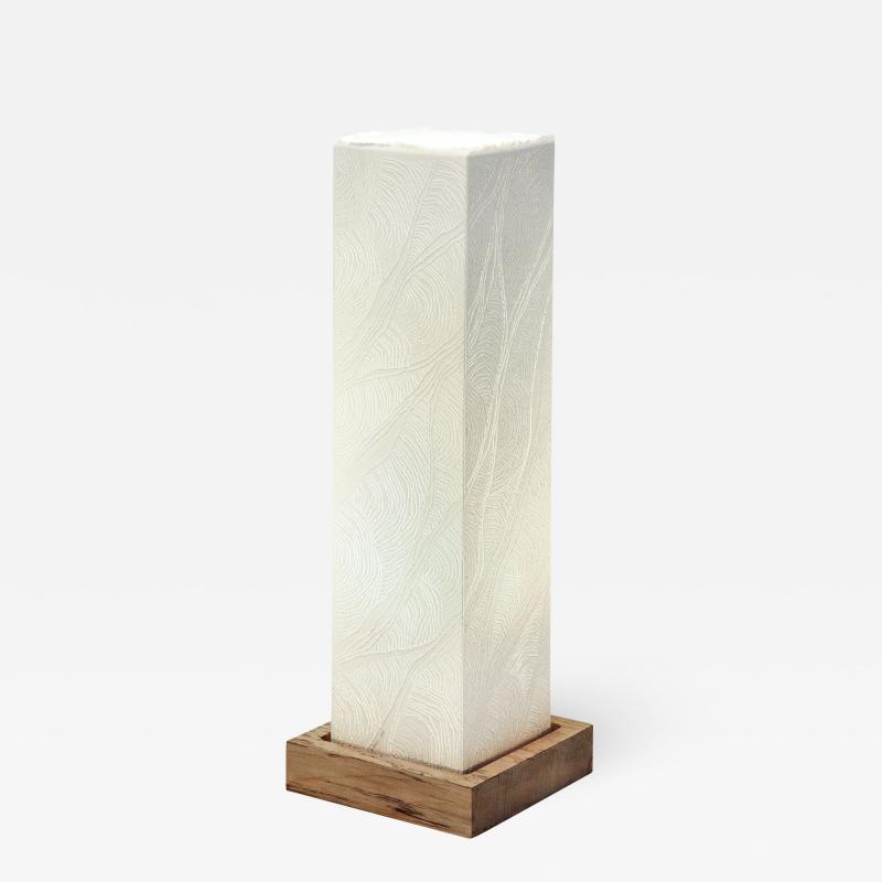 Antonin Anzil Lit paper sculpture by Antonin Anzil France 2018