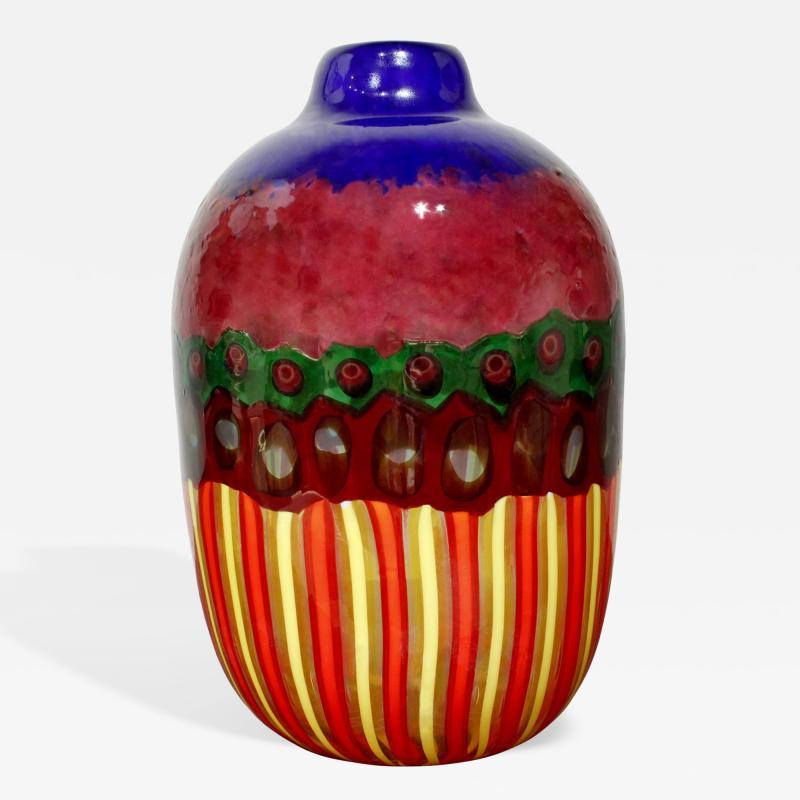 Anzolo Fuga Anzolo Fuga Vase with Glass Fragments 1958 68