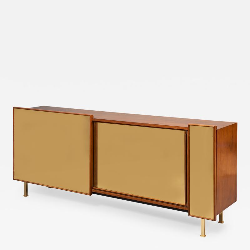 Architectural Asymmetrical Cabinet France 1970s