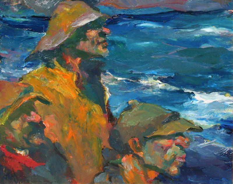 Armin Carl Hansen Men of the Sea