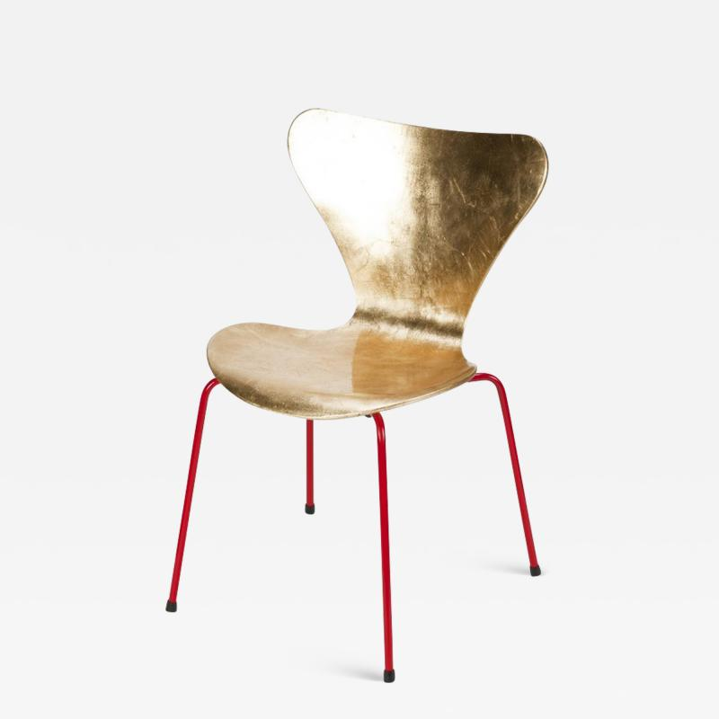 Arne Jacobsen Arne Jacobsen Golden Chair