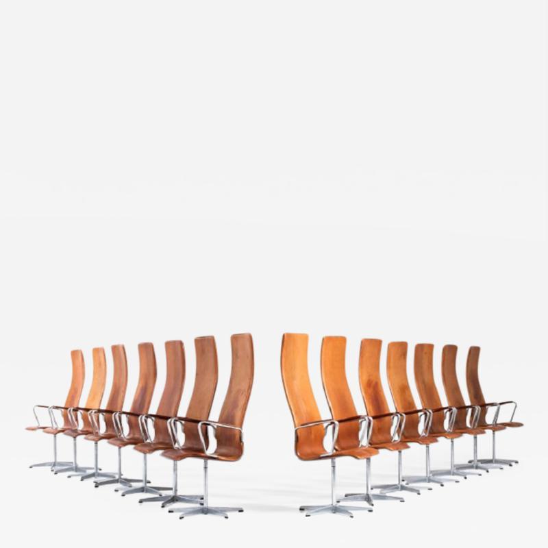 Arne Jacobsen Arne Jacobsen Oxford chairs