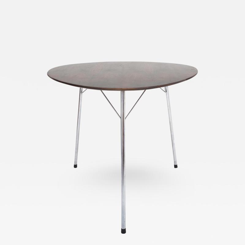 Arne Jacobsen FH 3603 Egg Table in Rosewood
