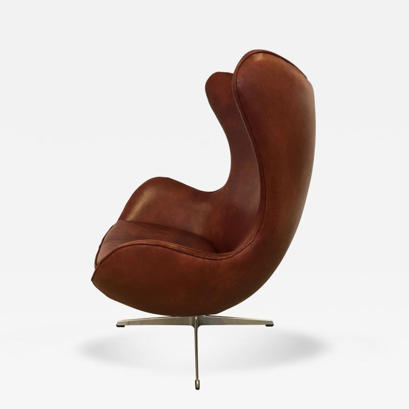 Arne Jacobsen Original Arne Jacobsen Egg Chair 1965