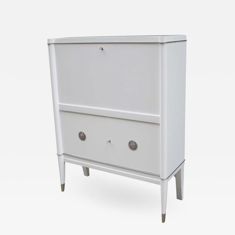 Art Deco Bar Cabinet by De Coene Fr res