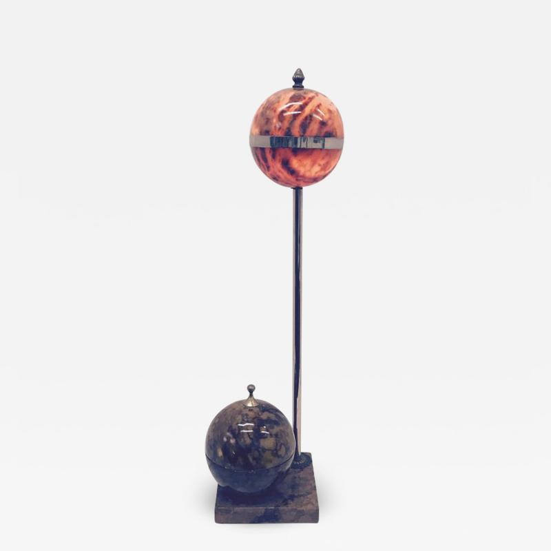 Art Deco French Lamp circa 1930