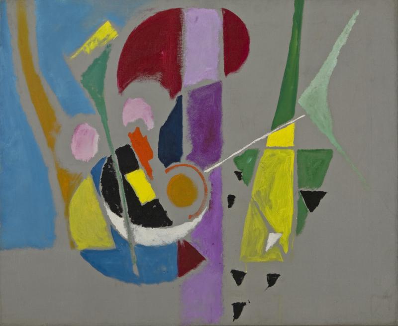 Arthur Beecher Carles Abstraction