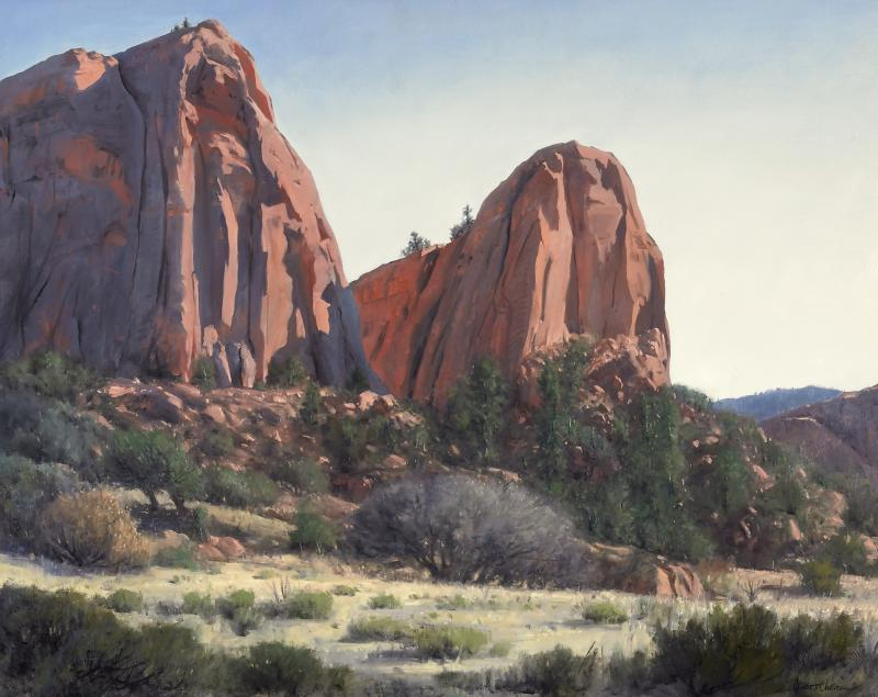 Arturo Chavez Navajo Buttes