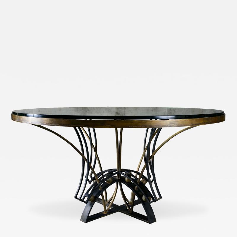 Arturo Pani Arturo Pani Round Dining Table
