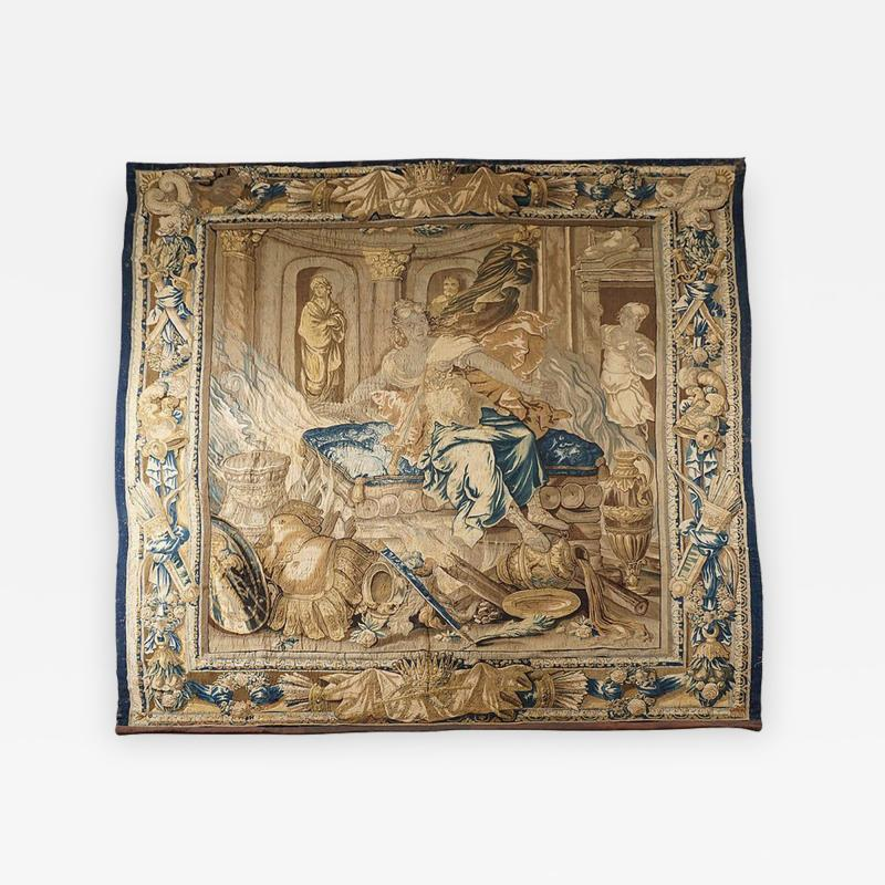 Aubusson Mythological Tapestry