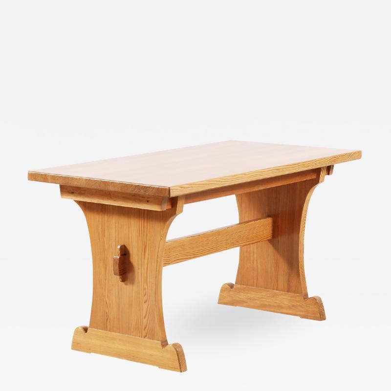 Axel Einar Hjorth Axel Einar Hjorth Sport Table by Nordiska Kompaniet 1930s