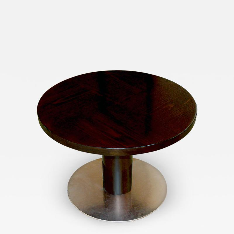 Axel Einar Hjorth Typenko round side coffee table