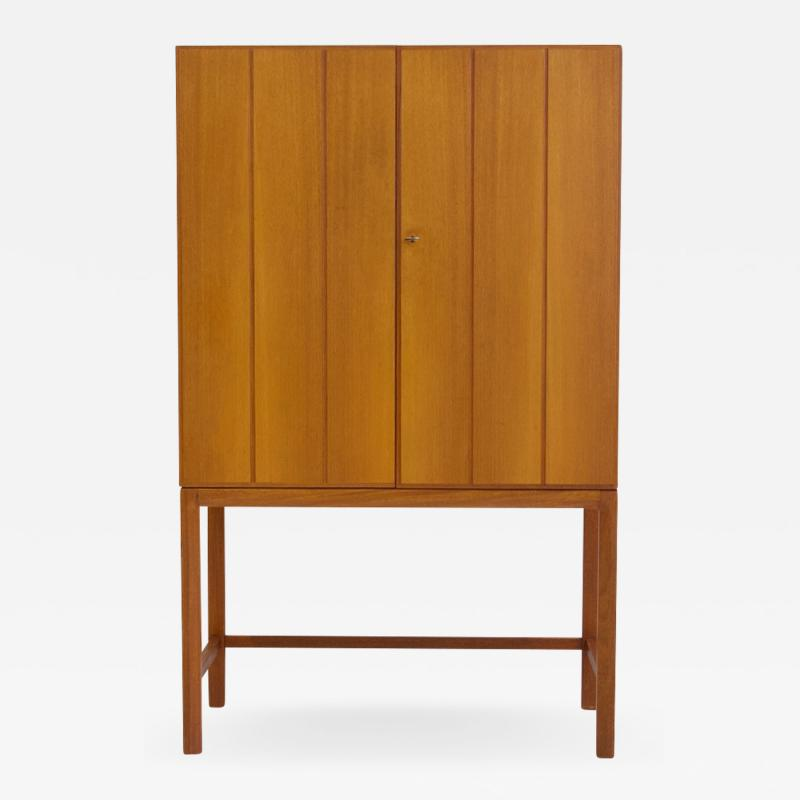 Axel Larsson Teak Cabinet by Axel Larsson for Bodafors