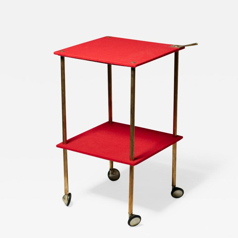 Azucena Cart Model T9 by Luigi Caccia Dominioni for Azucena