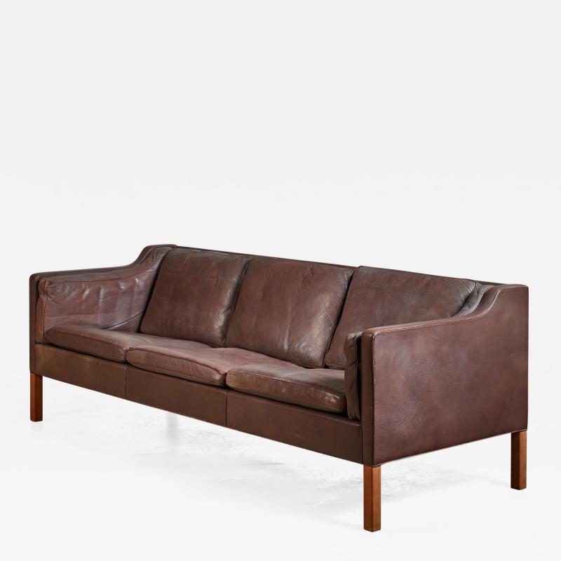B rge Mogensen Borge Mogensen sofa for Fredericia Denmark 1960s