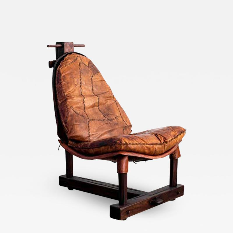 BRAZILLIAN LEATHER CHAIR