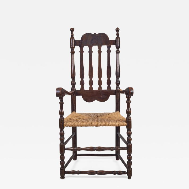 Bannisterback Armchair