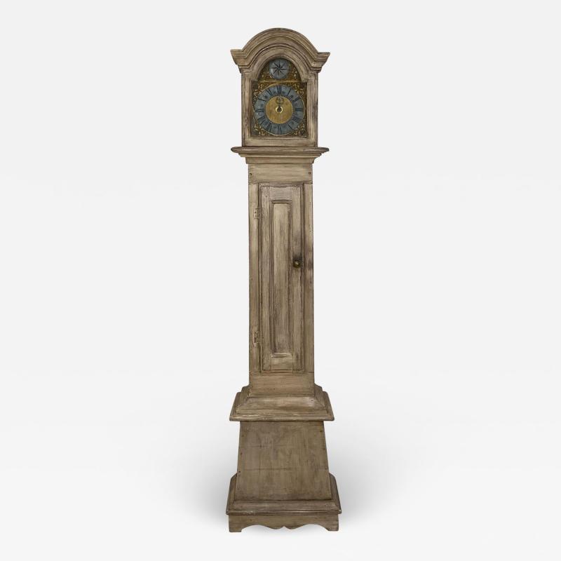 Baroque Long Case Clock Denmark