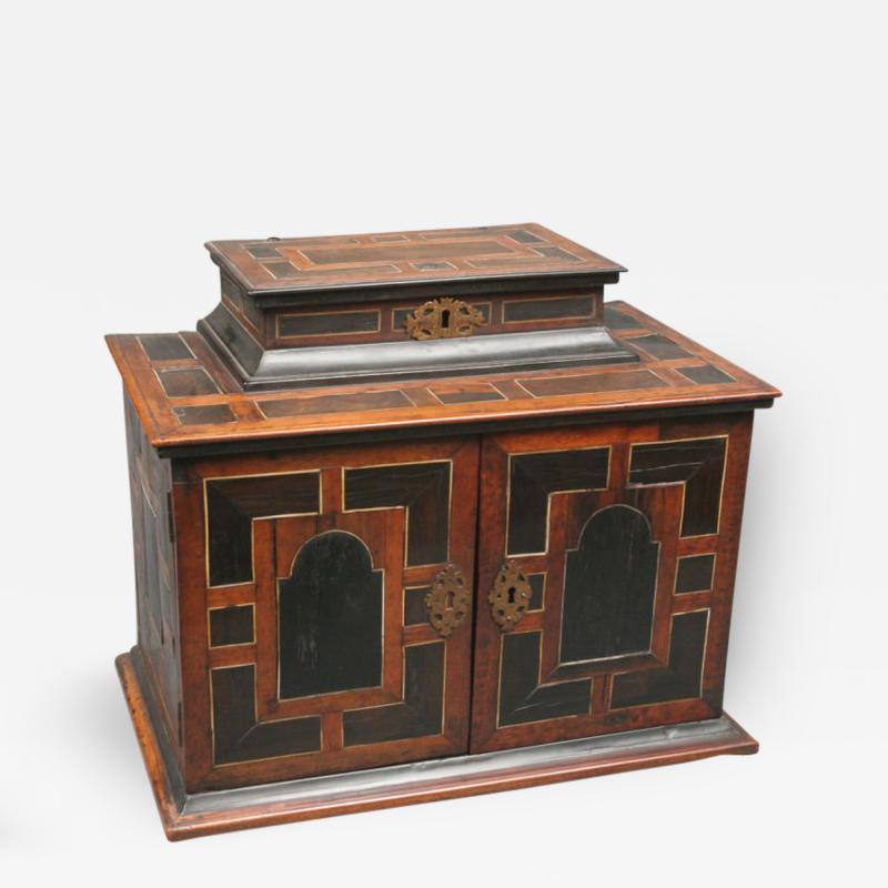 Beautiful 18th Century Walnut Cabinet