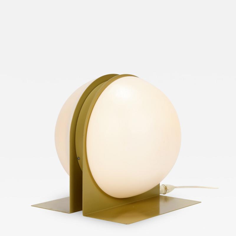 Ben Swildens Ben Swildens Table Lamp for Verre Lumiere 1970