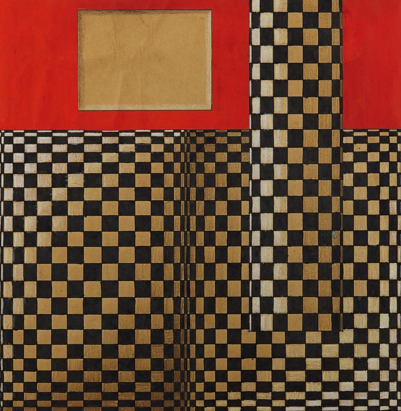 Benjamin Frazier Cunningham Op art by Ben Cunningham