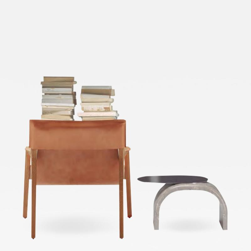 Beret Occasional Table by JMM in collaboration with CuldeSac