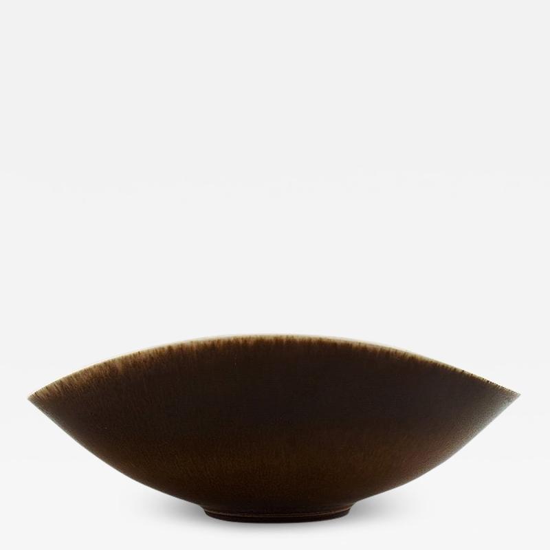 Berndt Friberg Friberg Studio large ceramic bowl Modern Swedish design Unique handmade