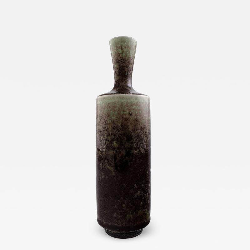 Berndt Friberg Large Berndt Friberg Studio pottery vase