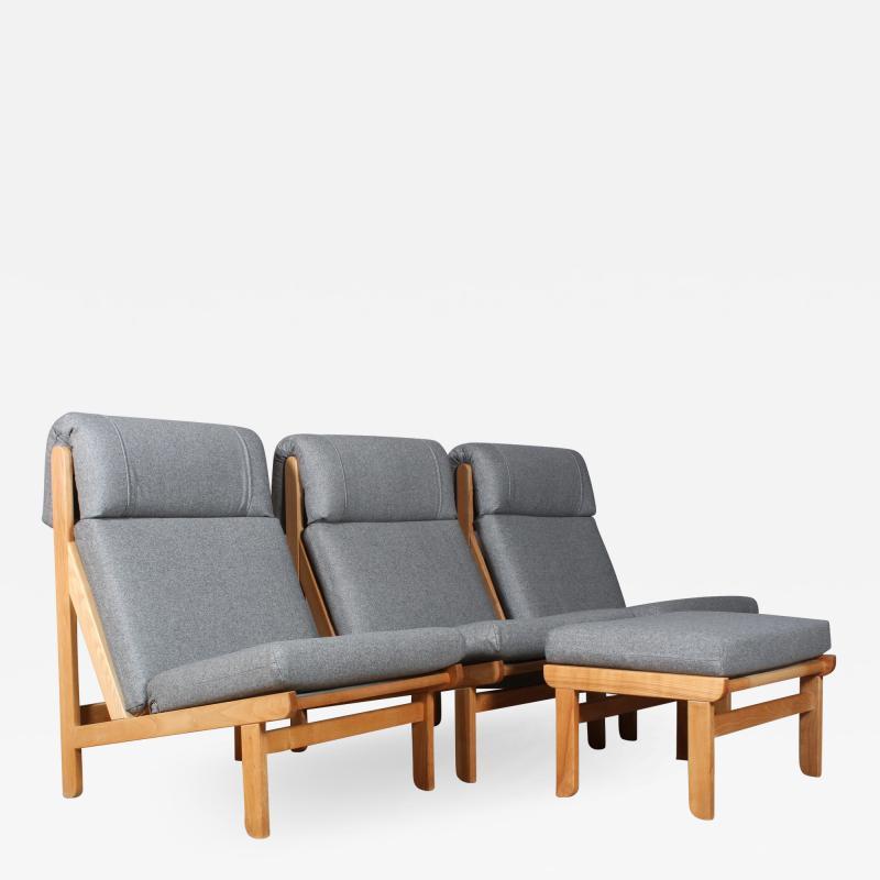 Bernt Petersen Bernt Pedersen Armchairs The Rag Chair