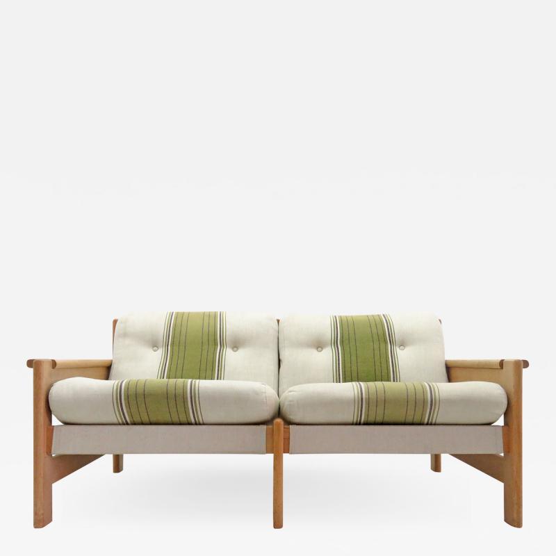 Bernt Petersen Two Seat Sofa by Bernt Petersen 1970