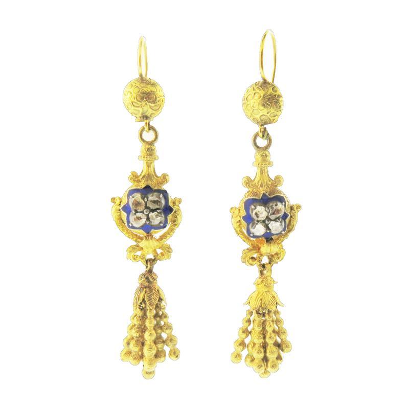 Biedermeier Earrings
