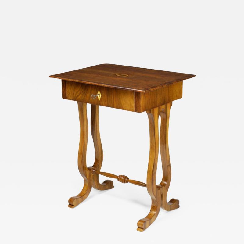 Biedermeier Occasional Table