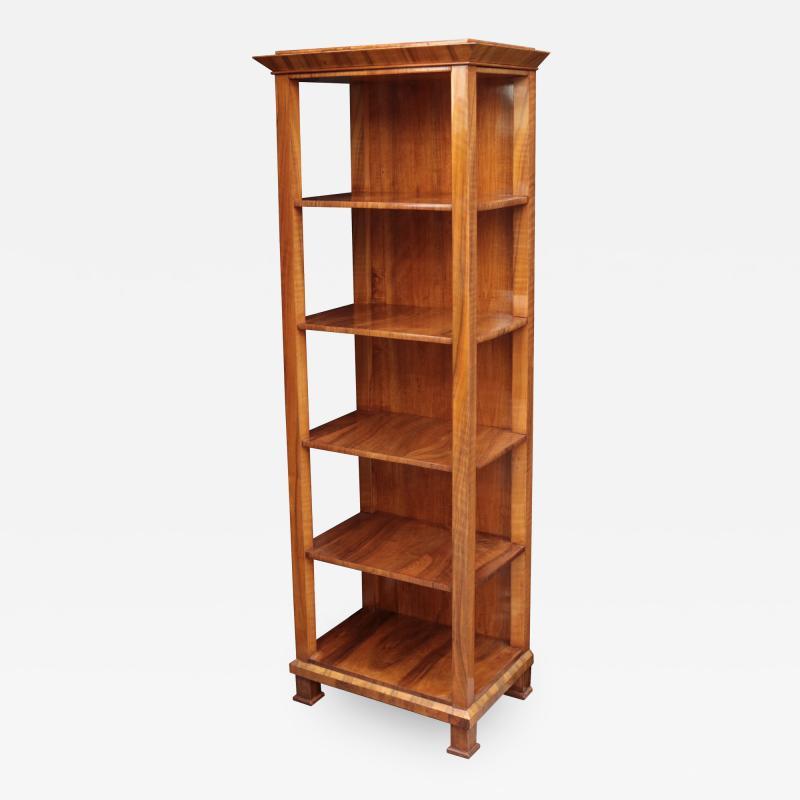 Biedermeier Tall Bookshelf