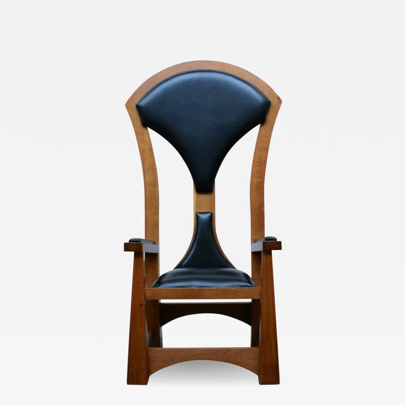 Big armchair 1980s