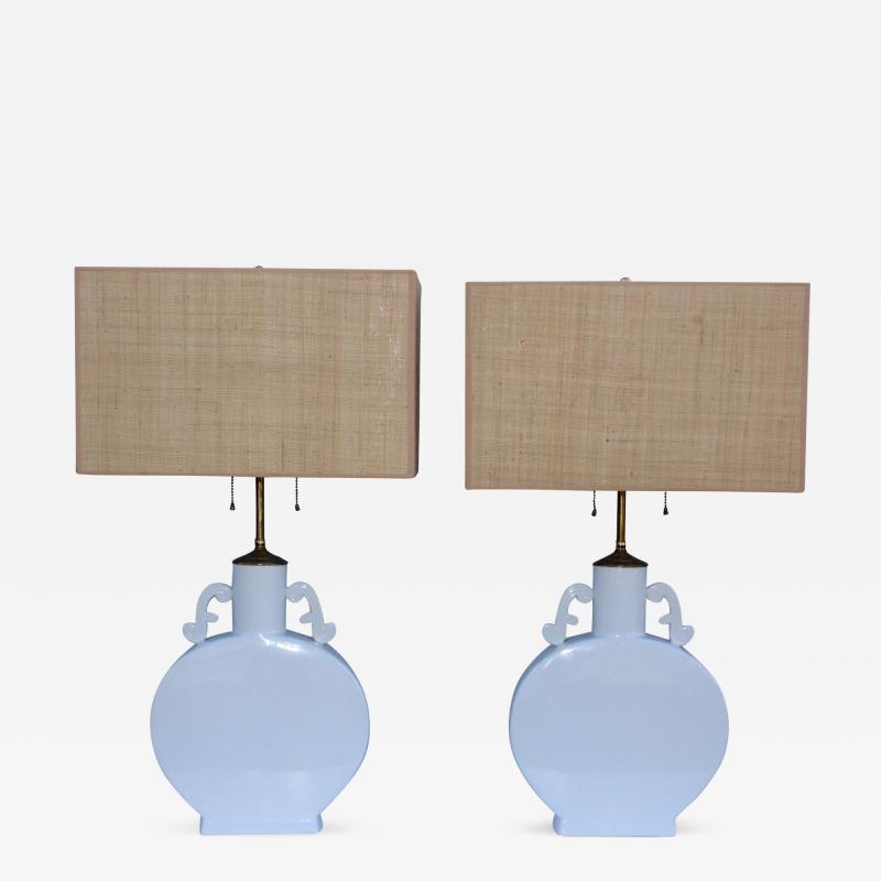 Blanc De Chine Table Lamps