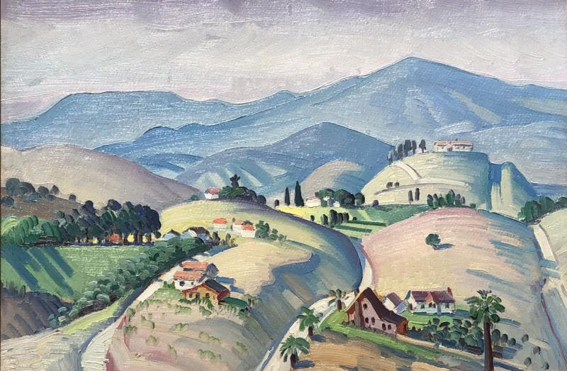 Blendon Reed Campbell Hills of Hollywood