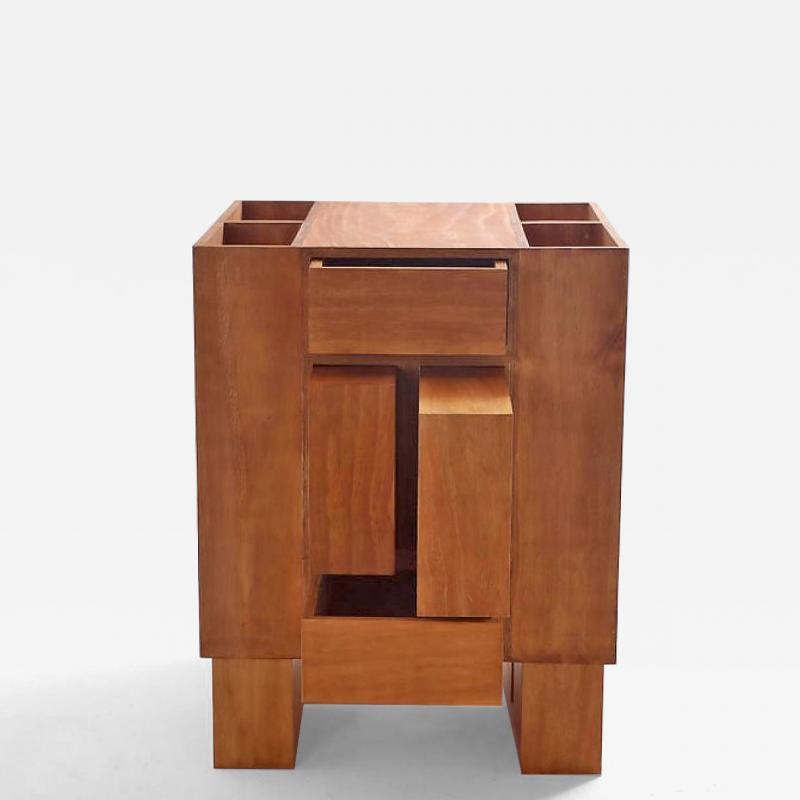 Brazilian Contemporary Caixa De Fosforo coffe table by Mameluca Studio