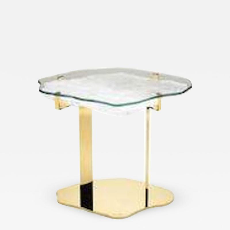 Brenda Houston Tavolino Selenite Table