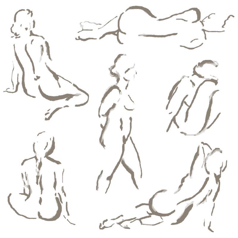 Brett Design Gestures Original