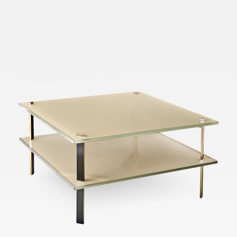 Brett Design Lap Joint Table