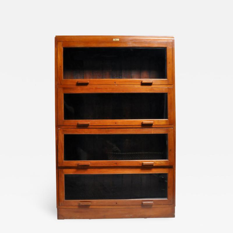 British Colonial Barristers Bookcase