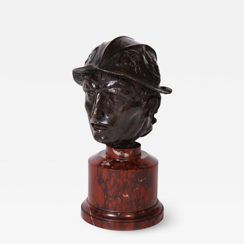 Bronze Bust of Perseus