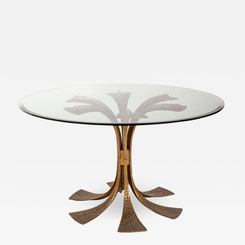 Bronze Dining Table by Frigerio