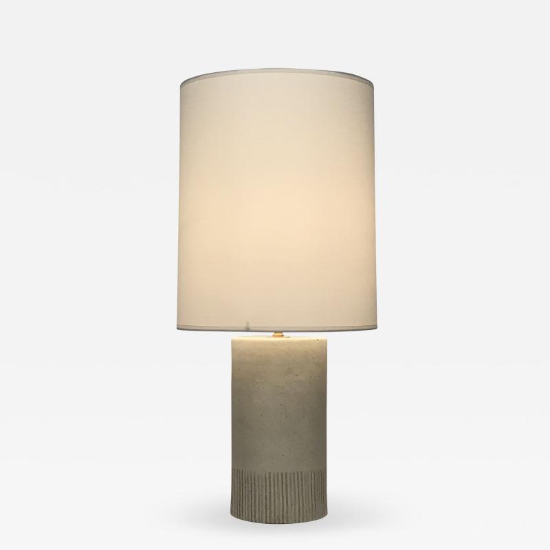 Bruno Gambone Ceramic Lamp Base by Bruno Gambone
